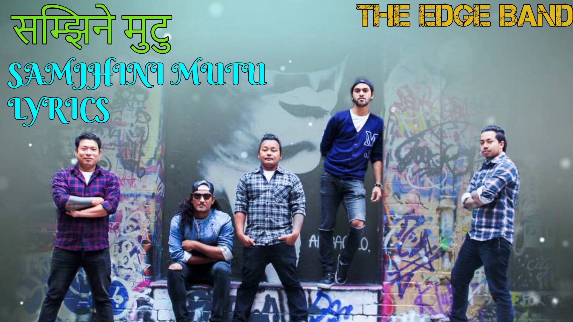 Samjhine Mutu Lyrics – The EDGE Band