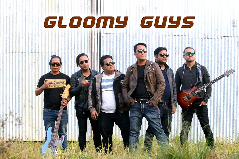 Aakasaima Chil Udyo Chords - Gloomy Guys