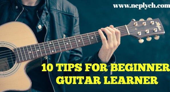 10 Killer Tips for Beginner Guitarist with Good Technique Guitar Lesson for Beginner