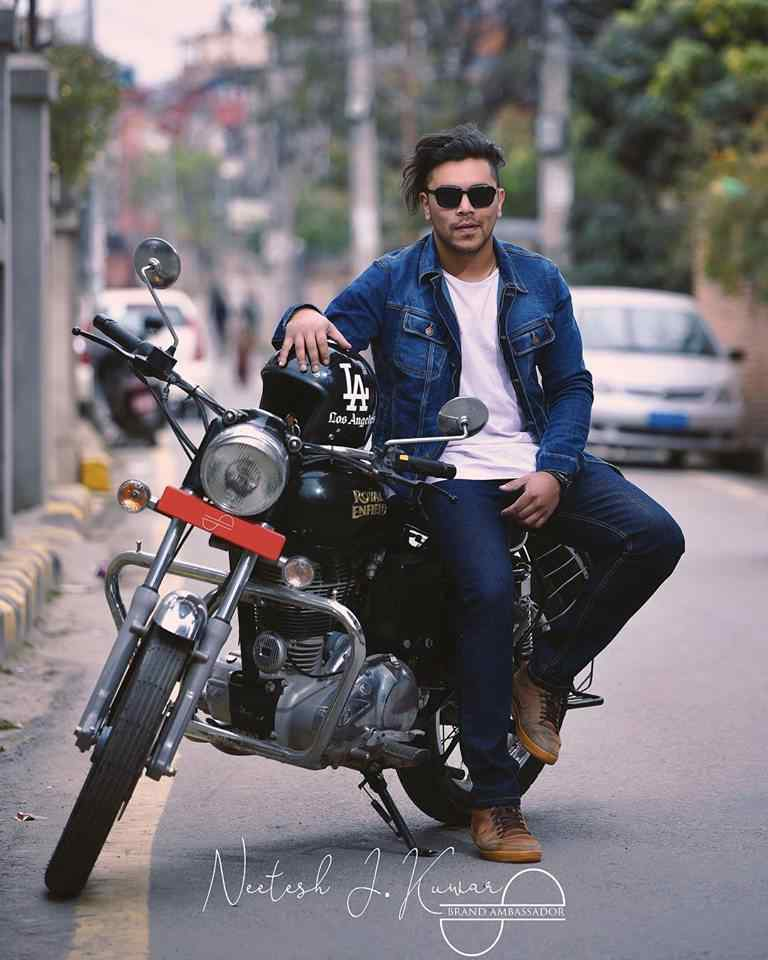Neetesh Jung Kunwar Biography, Age, Height, Girlfriend, Songs, Education, Family