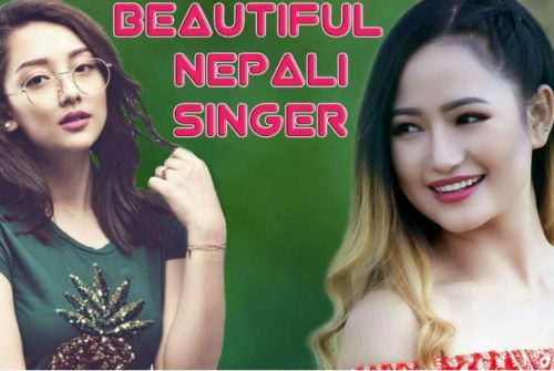 10 Most Beautiful Nepali Singer | Nepali Female Singer List | Neplych