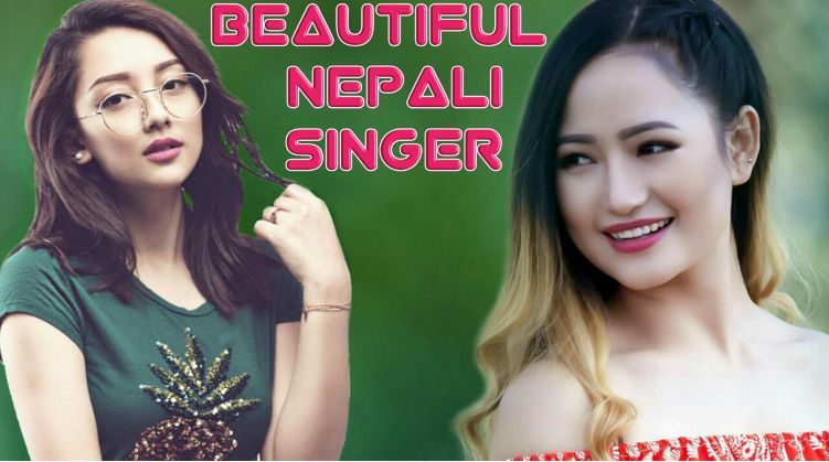 10 Most Beautiful Nepali Singer | Nepali Female Singer List | Neplych
