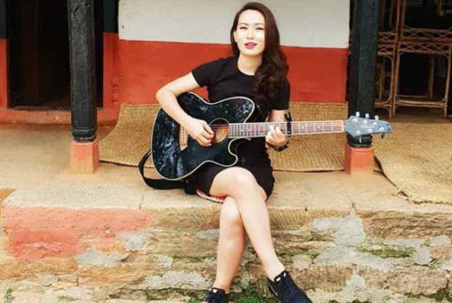 Rail Lai Ma Lyrics – Trishna Gurung   Trishna Gurung Songs Lyrics, Chords, Tabs, Mp3   Neplych