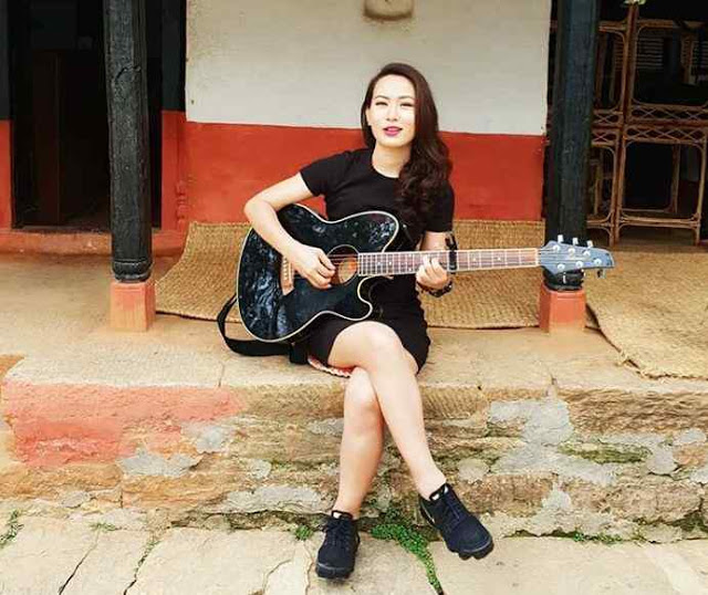 Rail Lai Ma Lyrics - Trishna Gurung | Trishna Gurung Songs Lyrics, Chords, Tabs, Mp3 | Neplych