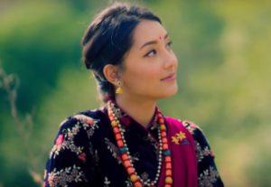Saalima Nadi Lyrics – Trishna Gurung