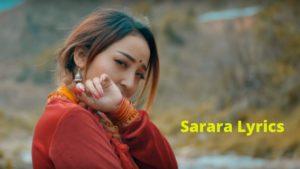 Sarara Lyrics - Brijesh Shrestha Barsha Karmacharya Songs Lyrics, Chords, Mp3 , Tabs