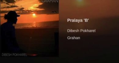 Pralaya 'B' Lyrics - Arthur Gunn (Dibesh Pokharel) | Arthur Gunn Lyrics, Chords, Mp3, Tabs