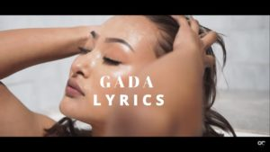 Gada Lyrics – B-8EIGHT