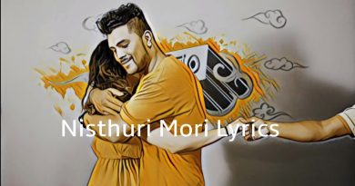 Nisthuri Mori Lyrics - Neetesh Jung Kunwar | Neetesh Jung Kunwar Songs Lyrics, Chords, Tabs, Mp3