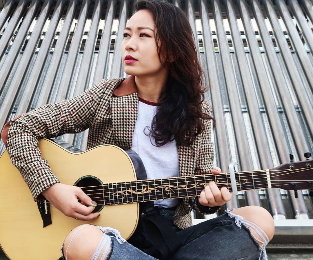 Timi Ra Ma Lyrics - Trishna Gurung