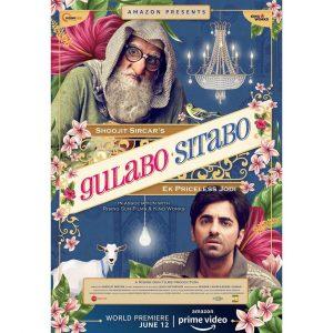 Kanjoos Lyrics – Gulabo Sitabo | Amitabh Bachchan, Ayushmann Khurrana