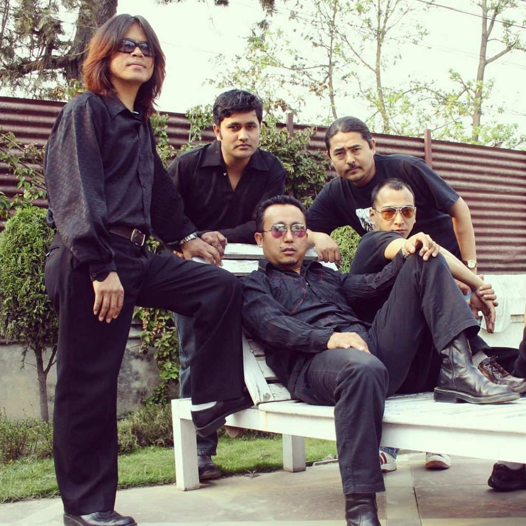 1974 AD Biography | Nepali Band Biography