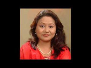 Maan Mero Aaja Bholi Lyrics – Manila Sotang