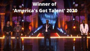 Brandon Leake Is the Winner of 'America's Got Talent' 2020