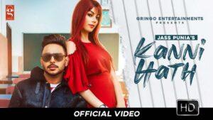 Kanni Hath Lyrics – Jass Punia & Afsana Khan